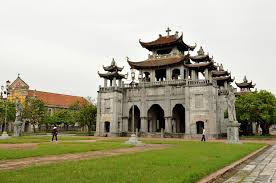 Cathédrale sino-vietnamnienne de Phat Diem