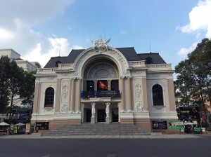 L'opera National de Saigon