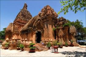 temple Cham de Po Nagar