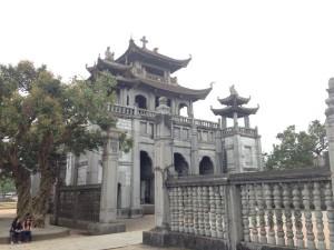 cathedrale de Phat Diem