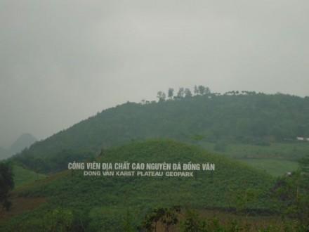 Plateau de pierre de Dong Van